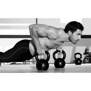 Three or Five Fitness Classes with Strength Screening at Back in Line Chiropractic Gym (Up to 59% Off) At $39 (groupon)