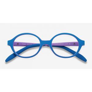 Grab THEO Blue/Purple Eyeglasses At $6(Eyebuydirect)