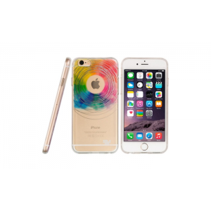 Water Color Design TPU Case for iPhone 6/6S or 6 Plus/6S Plus At $8.99 (groupon)