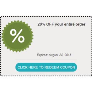 Flat 20% OFF your entire order At FragranceNet