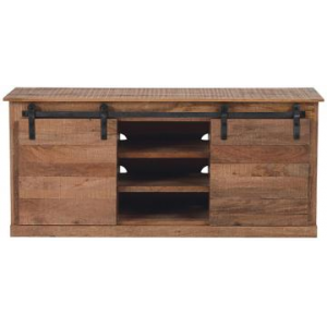 Larger View LargerAlternateAlternate   HOLDEN MEDIA CABINET a media cabinet that marries rustic and farmhouse style At $799.00 (home decorators)
