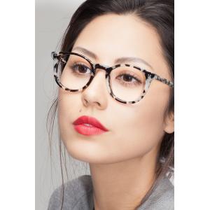 Grab AURORA Flecked Ivory Eyeglasses for Women At $70(Eyebuydirect)