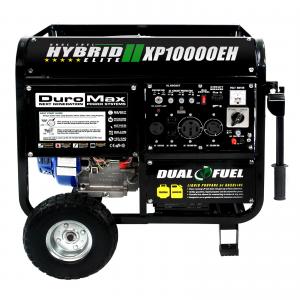 DuroMax 10000 Watt Hybrid Dual Fuel Portable Gas Propane Generator At $699.99(ebay)