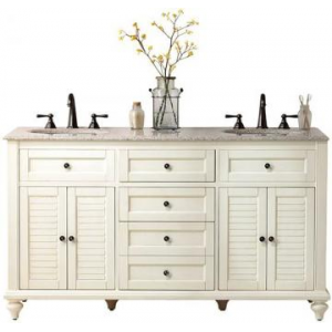 HAMILTON SHUTTER DOUBLE VANITY discover the beauty of this vanity At $1,099.00 (home decorators)