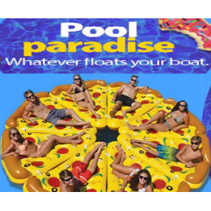 Pool Paradise : Get Great Discounts on Pool Essential At Walmart
