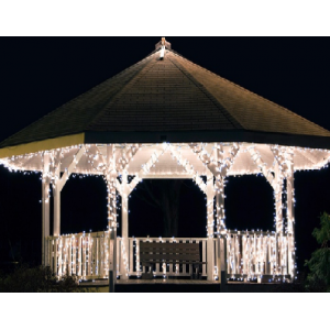 Buy LITEUP100 Solar-Powered Outdoor String Lights At $11.99(Groupon)