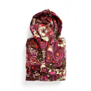 Buy Vera Bradley Hooded Fleece Robe At $19.99(ebay)