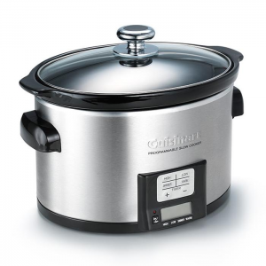 Get Cuisinart 3.5-Quart Oval Slow Cooker At $59.99(Avon)