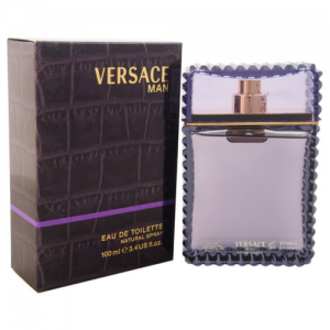 Grab Brand New Versace Man by Versace for Men At $25.99