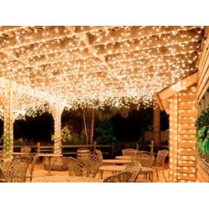 Get 2-Pack of White LED Fairy Solar-Powered String Lights At $15.99(LivingSocial)