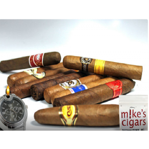 Cuban Nights Cigar Collection, Country Side of Cuba Cigar Sample. or Havana Cigar Selection At $49.99
