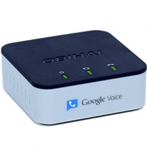 Obihai OBi200 VoIP Telephone Adapter with Google Voice & SIP At $49.99