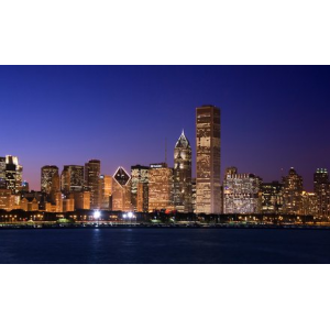 52% Off On Monday or Tuesday Sunset Cruise for One, Two, or Four from ChicagoCruiseTickets.com