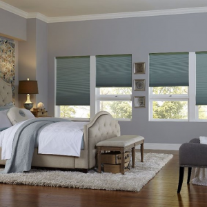 Ultra Insulating Light Filtering Triple Cell Shade At $111.99(Blinds.com)