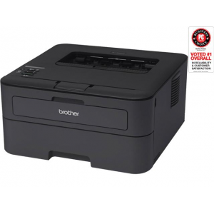 Brother HL-L2340DW Duplex 2400 dpi x 600 dpi USB/wireless mono Laser Printer At $89.99