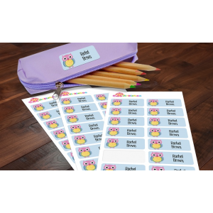 Personalized Children's Name Label 42- or 84-Pack from Dinkleboo (Up to 77% Off) Fabness: Personalized Children's Name Label 42- or 84-Pack from Dinkleboo  At $5 (group on)
