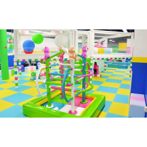 5 or 10 Unlimited-Play Indoor-Playground Visits to Yu Kids Island in Schaumburg At $29 (group on)